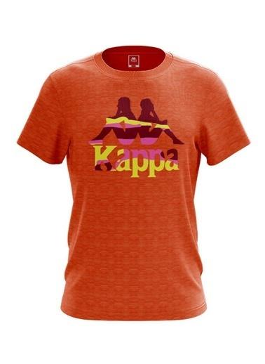 Kappa Tişört Oranj